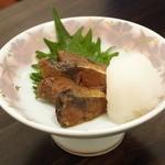 mocchi - 鯖へしこ