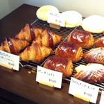 パンやきどころ RIKI - 2014年5月18日㈰       12時頃