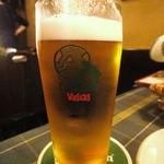 バスク - ビール