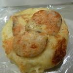 パンやきどころ RIKI - 明太レンコン ¥216