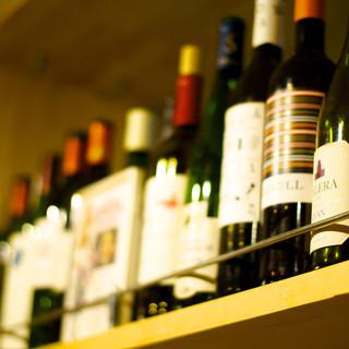 ◇◆厳選ワインで乾杯◆◇