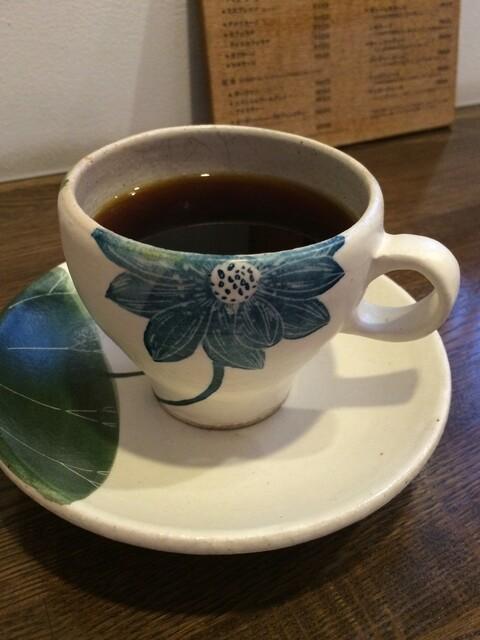 モトコーヒー - ホットコーヒー(浅煎り)