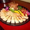 はやと - 料理写真:特選ロース(塩・タレ)