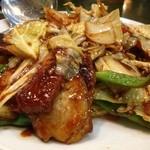 百香亭 - 回鍋肉