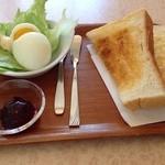 ぷらむ - トーストUP