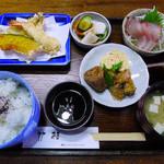 竹梅 - 定食(ランチ)