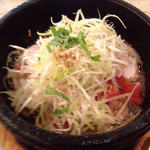 スマイル キッチン - 豚肉と長芋のいい塩梅石鍋ごはん