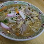 菊屋 - チャンポン