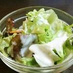 セイロンキッチン Bentota - サラダ付でした♪