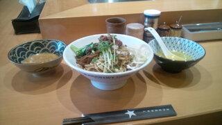竹末東京Premium - つけ拉(大盛)(1000円)
