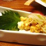 ぶんちん - クリームチーズ