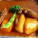 ナカヤ - 料理写真:ビーフシチュー