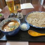 27390270 - 味玉鶏タンタンつけ蕎麦