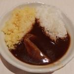 豆乃畑 - 豆カレー