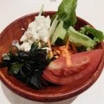 豆乃畑 - サラダ