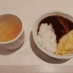 豆乃畑 - 3回目のカレー&スープ