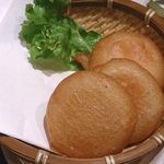 とりでん - カマンベールチーズのポテト揚げ