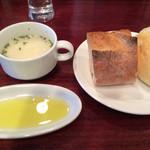 オットノーヴェ - パンとスープ