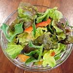 アルジャン - これ今流行の野菜でした。