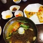 マンナ - 氷冷麺