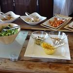 THE OCEANS 3710 - 朝摘み若松野菜のブッフェ