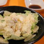 27395335 - トムスン・サラート                       (モンゴルのポテトサラダ)