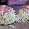 キッチンじゅん - 料理写真:広島風はやっぱりキャベツたっぷり~☆