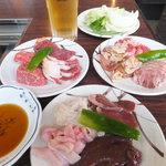 レストランささ木 - 料理写真: