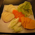 肉丸精肉店 - 野菜焼 畑育ち