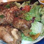 2740419 - 若鶏のトウバンジャンソース