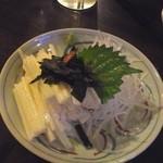 居酒屋 串松 - 山芋