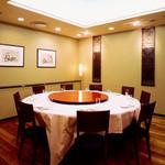 南国酒家 - ※テーブルは角テーブルになります。