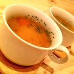 *本日のカップスープ