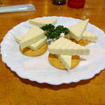 ニューアルプス - 料理写真:チーズ