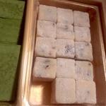 Monrowaru - ラムレーズン生チョコ