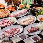 ソナム - 充実のコース料理