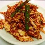 ソナム - シャキシャキ感が堪らないソナムの逸品、出来立て混ぜキムチ。