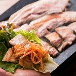 ソナム - 料理写真:サムギョプサル