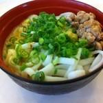 Kokosu - 第二プレート(納豆うどん)