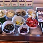 Kokosu - 冷惣菜コーナー