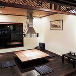 鶏小家 ながくら - 囲炉裏風の個室。その他4部屋個室アリ。