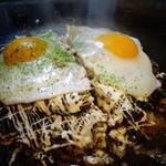 広島焼きGOD - 料理写真:キャべトロ