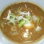 きころく - 鰹節の濃厚なつけダレ♡太麺によく絡みます♡