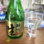キッチンじゅん - 広島のお酒もいっちゃうよ~。