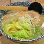 天空 - 天空・ラー麺(豚)¥750(2014.02)