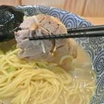 天空 - 天空・ラー麺(豚)チャーシュー(2014.02)