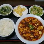 順瀧園 - マーボー定食