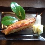 炭火焼き おかりば - 金目鯛味噌焼き ¥1600