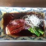 炭火焼き おかりば - 金目鯛漁師煮(切身) ¥1600