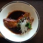 炭火焼き おかりば - 金目鯛味噌煮 ¥1600